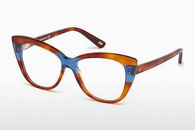 Designerglasögon Web Eyewear WE5197 053 - Havanna, Yellow, Blond, Brown