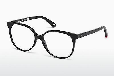 Designerglasögon Web Eyewear WE5199 001 - Svart, Shiny