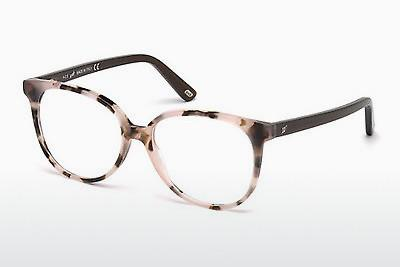 Designerglasögon Web Eyewear WE5199 056 - Brun, Havanna