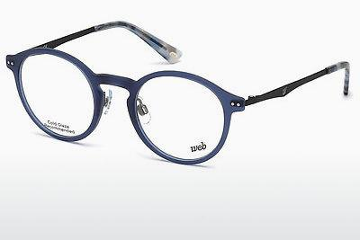 Designerglasögon Web Eyewear WE5207 085 - Blå, Azure, Matt