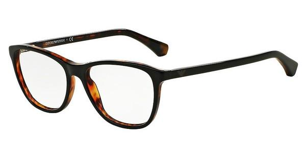 Emporio Armani EA3075 5049 BLACK ON HAVANA