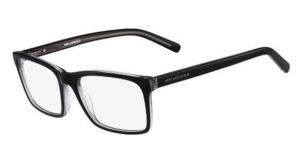 Karl Lagerfeld KL884 126 BLACK-GREY