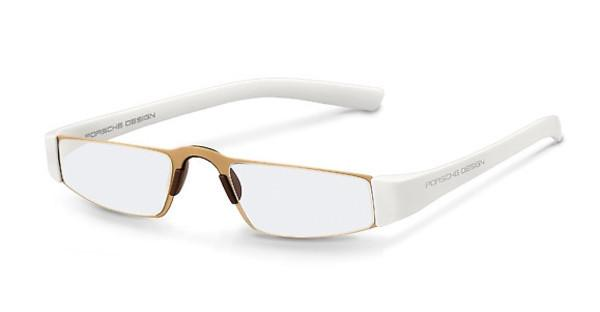 Porsche Design P8801 C D2.00 gold white