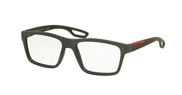 Prada Sport PS 07FV UAT1O1 GREY RUBBER