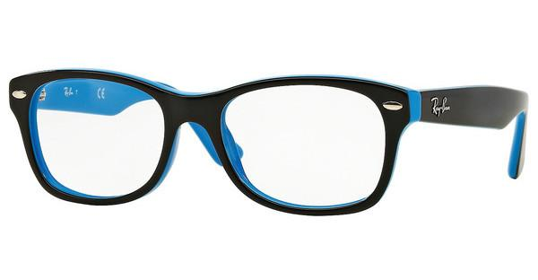 Ray-Ban Junior RY1528 3659 TOP BLACK ON AZURE