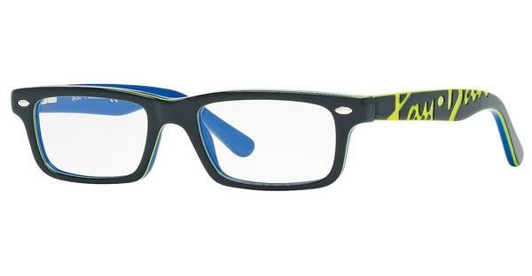 Ray-Ban Junior RY1535 3600 TOP DARK GREY ON BLUE
