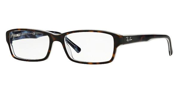 Ray-Ban RX5169 5023 TOP HAVANA ON TR AZURE