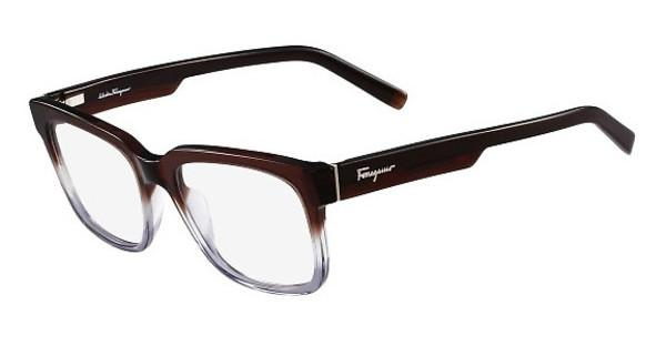 Salvatore Ferragamo SF2751 243 BROWN GREY GRADIENT