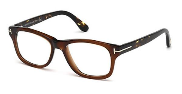 Tom Ford FT5147 050 braun dunkel
