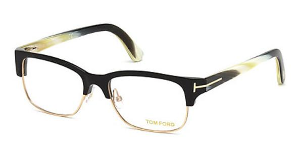 Tom Ford FT5307 001 schwarz glanz