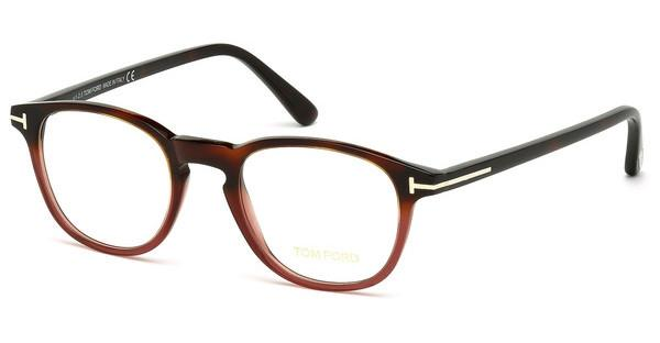 Tom Ford FT5389 054 havanna rot