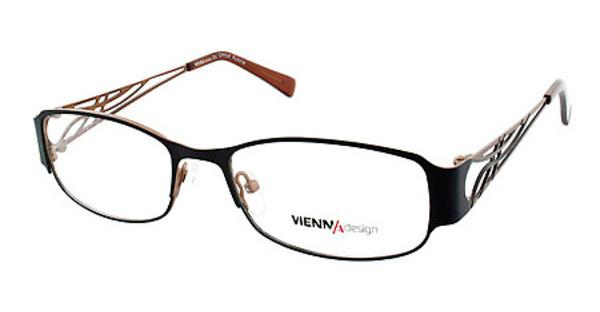 Vienna Design UN468 03 matt black-matt brown