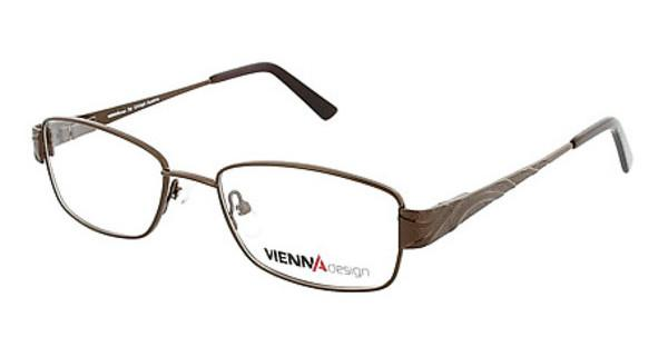 Vienna Design UN506 01 shiny dark brown