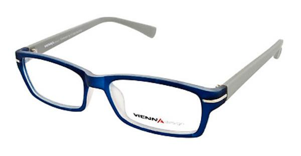Vienna Design UN557 03 matt blue/x'tal matt grey