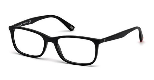 Web Eyewear WE5202 002 schwarz matt