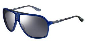 Carrera CARRERA 6016/S N7U/T4 BLACK FLBLUE GREY (BLACK FL)