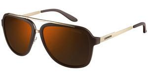 Carrera CARRERA 97/S 99B/LC BROWN GOLD OLEOBRWN GOLD