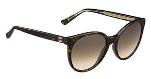 Gucci GG 3820/S KCL/JD BROWN SFDKHV HVCR (BROWN SF)