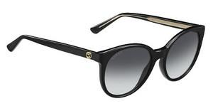Gucci GG 3820/S Y6C/9O DARK GREY SFBK BLCRYS (DARK GREY SF)