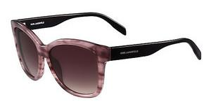 Karl Lagerfeld KL909S 132 ROSE STRIPED