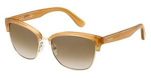 Max Mara MM CMASTER OGG/6Y BROWN SFGD HONEY