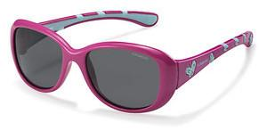 Polaroid Kids P0411 3ZJ/Y2 GREY PZPINK BLUE (GREY PZ)