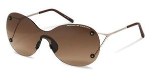 Porsche Design P8621 B gold brown