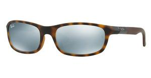 Ray-Ban Junior RJ9056S 702730 FLASH GREYMATTE HAVANA