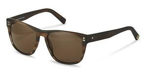 Rocco by Rodenstock RR307 F chesnut brown pol.-88%brown structured