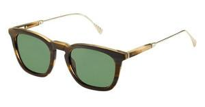 Tommy Hilfiger TH 1383/S QET/DJ GREENHORN GOLD (GREEN)