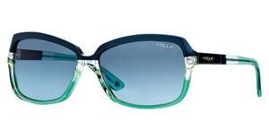 Vogue VO2660S 22378F BLUE GRADIENTGRAY/BLUE OP GRAD/AQUAMARINE
