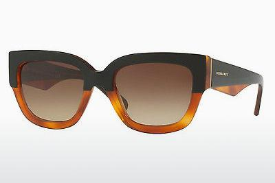 Solglasögon Burberry BE4252 365013 - Svart, Orange