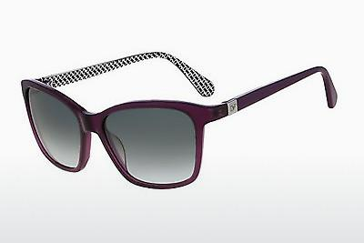 Solglasögon Diane von Fürstenberg DVF600S COURTNEY 513 - Purpur