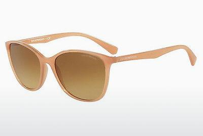 Solglasögon Emporio Armani EA4073 55062L - Orange
