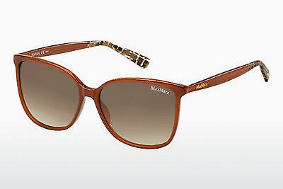 Solglasögon Max Mara MM LIGHT I BVE/JD - Vit, Leopard