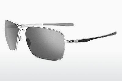 Solglasögon Oakley PLAINTIFF SQUARED (OO4063 406303) - Silver
