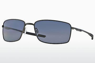Solglasögon Oakley SQUARE WIRE (OO4075 407504) - Grå, Grey