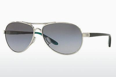 Solglasögon Oakley FEEDBACK (OO4079 407926) - Vit, Chrome