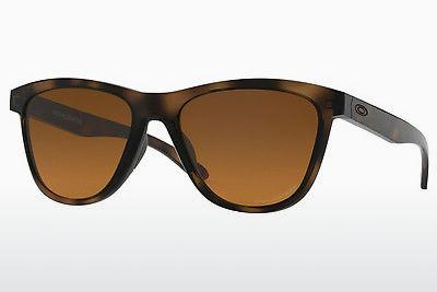 Solglasögon Oakley MOONLIGHTER (OO9320 932004) - Brun