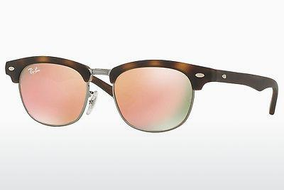 Solglasögon Ray-Ban Junior RJ9050S 70182Y - Brun, Havanna
