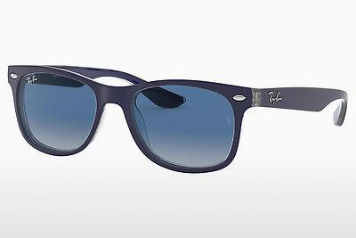 Solglasögon Ray-Ban Junior RJ9052S 70234L - Blå, Transparent