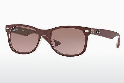 Solglasögon Ray-Ban Junior RJ9052S 702414 - Röd, Transparent