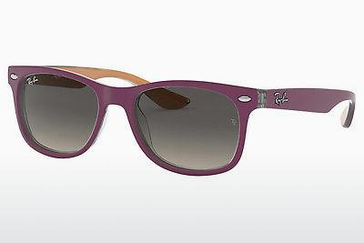 Solglasögon Ray-Ban Junior RJ9052S 703311 - Purpur, Orange