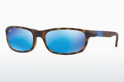Solglasögon Ray-Ban Junior RJ9056S 702555 - Brun, Havanna