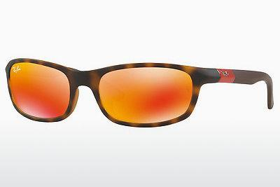 Solglasögon Ray-Ban Junior RJ9056S 70266Q - Brun, Havanna