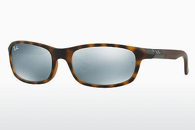 Solglasögon Ray-Ban Junior RJ9056S 702730 - Brun, Havanna