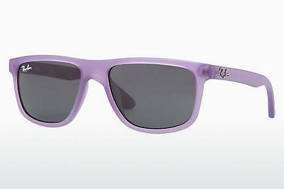 Solglasögon Ray-Ban Junior RJ9057S 199/87 - Purpur, Violet