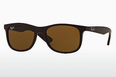 Solglasögon Ray-Ban Junior RJ9062S 701473 - Brun