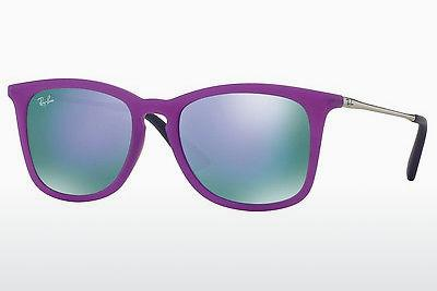 Solglasögon Ray-Ban Junior RJ9063S 70084V - Purpur