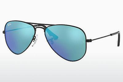 Solglasögon Ray-Ban Junior RJ9506S 201/55 - Svart